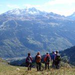 Regard vers le Mont Pourri