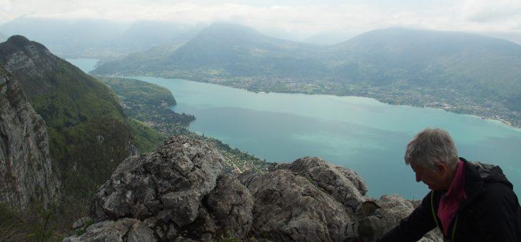 Le tour du Mont Veyrier