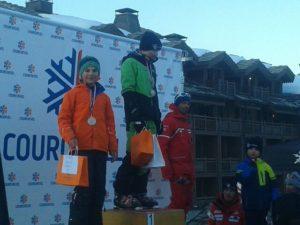 podium 2005 Freestyle motion