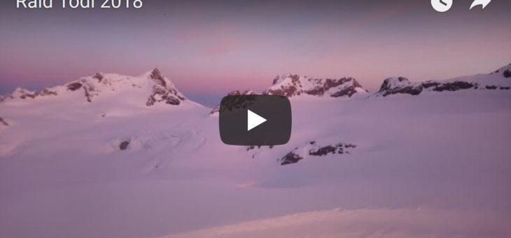 Raid 2018 massif du Tödi (Suisse)