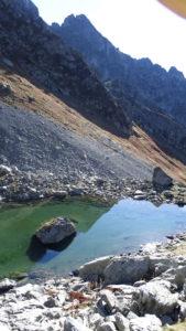 Le 1er lac du Vénétier