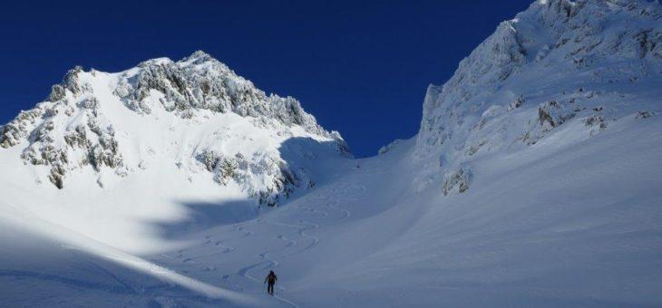 Gros WE ski de rando