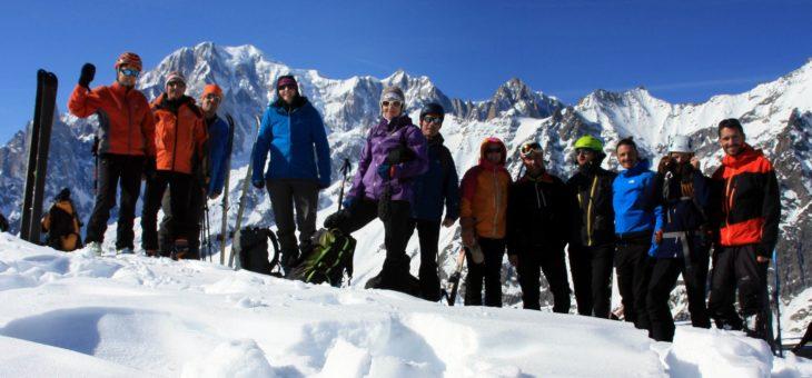Sci alpinismo in Italia