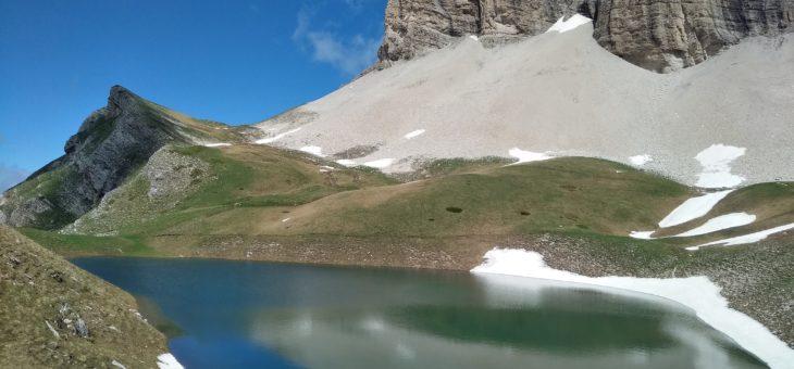 Mid-week dans les «petites Dolomites» du trièves