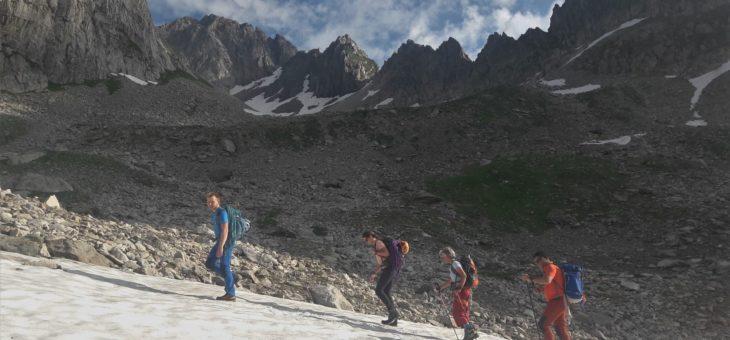 Alpinisme – 21 et 22 Juillet 2019
