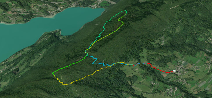 Gros succès pour la section Trail