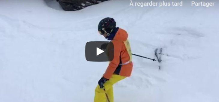 Les jeunes riders de Neige et Montagne