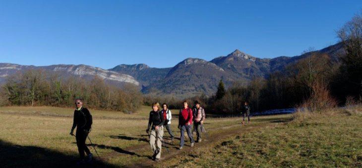 Marche Nordique: session de printemps