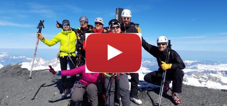 Retour sur le raid ski rando 2019