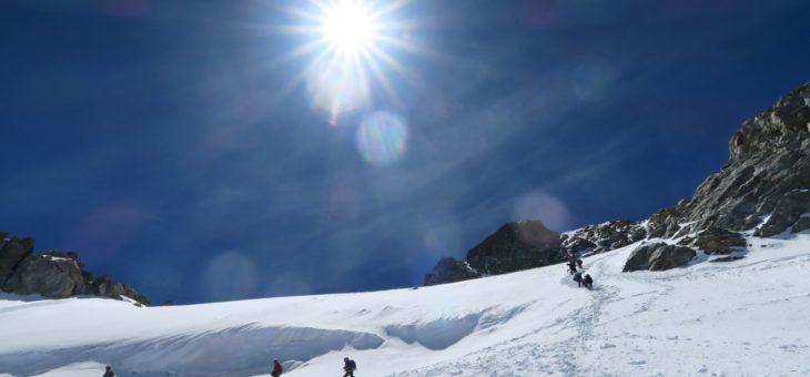 Alpinisme – 22 et 23 Juin 2019