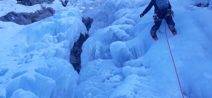Cascade de Glace 22 Janvier 2020