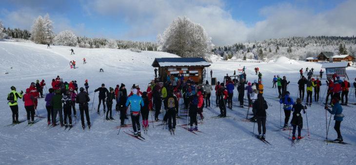 Ski nordique 2020