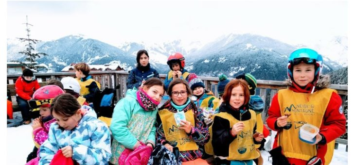 Ski enfants 07/03/20