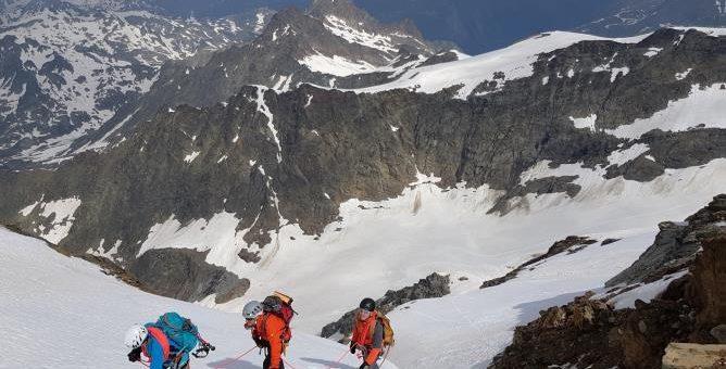 2 ème Sortie Alpinisme Neige et Montagne