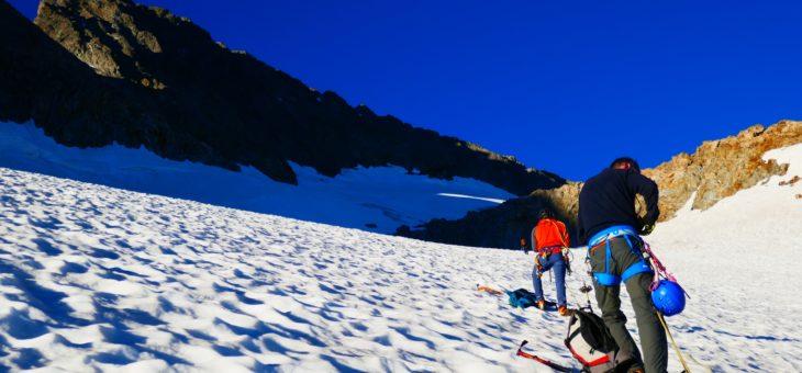 3 ème Sortie Alpinisme – Neige et Montagne